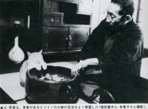 【気になる1冊】漱石や赤塚不二夫など、作家に愛された猫の本「作家の猫」