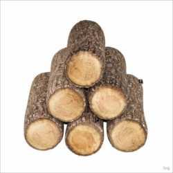【超リアル】本物の丸太に見えるクッション「FOREST COLLECTION」