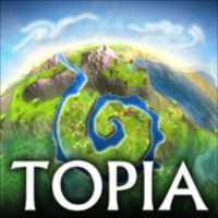【アプリ】神様になったつもりで自由に地球を造れるゲーム「TOPIA」