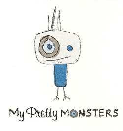 子供の描いた絵をぬいぐるみにしてくれるサービス「マイプリティモンスターズ」
