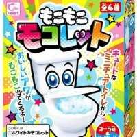 遂に世界デビュー!?トイレ型お菓子「もこもこモコレット」が海外サイトで紹介されているぞ!www