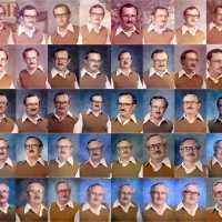 40年間同じ服で年鑑写真を撮影し続けた先生の話