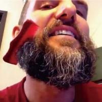 【動画】髭を利用したストップモーションムービー「Magic Beard」
