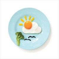雨の日でも明るい朝を!太陽のような目玉焼きが作れる「Sunnyside」が素敵