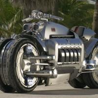 最高時速480km、世界最速のオートバイ「ダッジトマホーク」が凄い