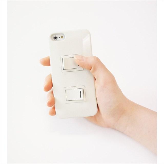 それをケースにしちゃったかー!電源スイッチ型iPhoneケース「パチパチスイッチケース」