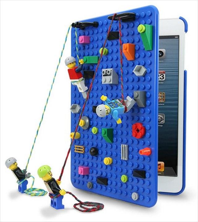 これは可愛い!LEGO製のiPadケース「BrickCase for iPad Mini」でフリークインミングだ!