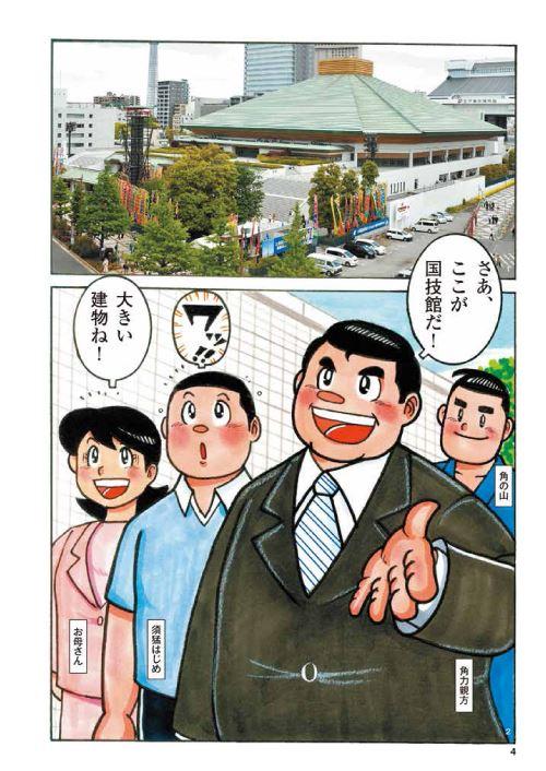 日本相撲協会のHPで「大相撲入門編」という漫画が無料で配布されててなかなか面白いよ