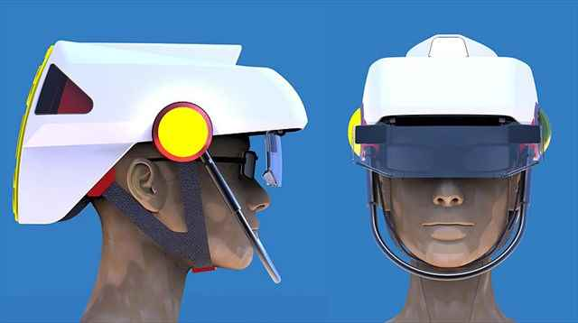 The Smart Hat helmet img1